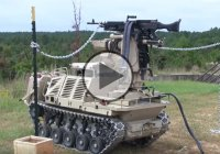 Robots With Machine Guns – New Arsenal For The US Army!