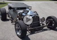 "1923 Ford Model T ""Quad Turbo T"""