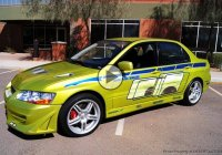 2 Fast 2 Furious Evo – Paul Walker's Mitsubishi has a new owner