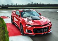 2017 Camaro ZL1 will outgun the most powerful cars out there