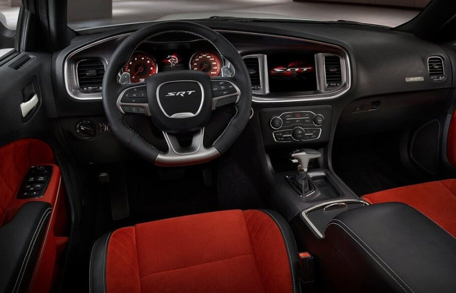 Hellcat Interior Options Autos Post