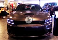 2017 Dodge Charger – Tough, modern and powerful SRT Hellcat!