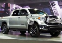 2017 Toyota Tundra TDR Pro  – The future of the off-road madness!