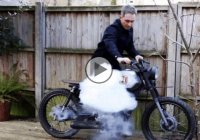 Bike Mine – the perfect invention that will scare off the thieves!