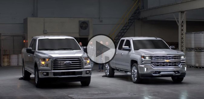 Chevy vs Ford again!