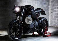 Custom Buell XB12 – As aggressive and powerful as it sounds!