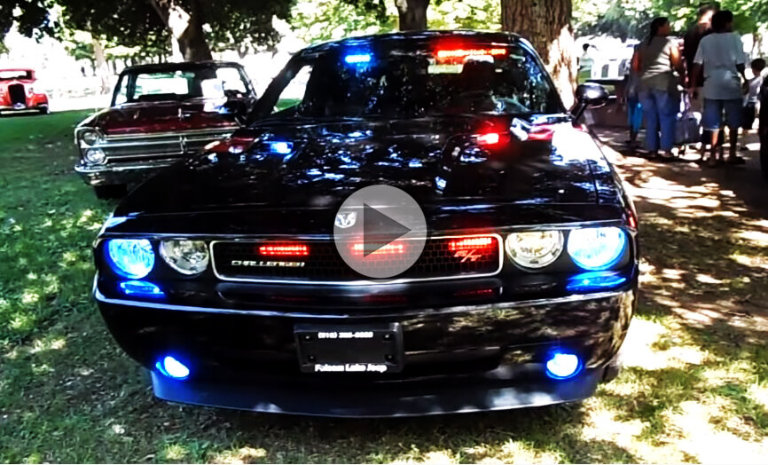 Dodge Challenger Police Car This Is What They Should