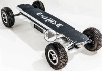 E Glide skateboard- World's most durable all-terrain powerboard!