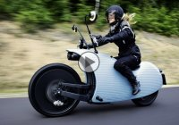 Johammer J1 Electric Motorcycle for an electric two wheeled world