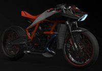 KTM CR8 Concept – The new Dark Lord of superbikes raises!