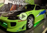 Fast and furious Eclipse, one of the few surviving cars!