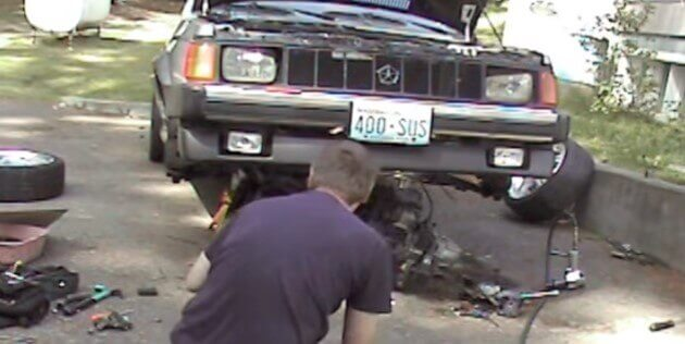 engine removal fail