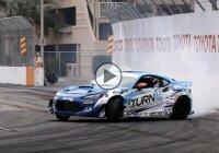 1000HP Subaru BRZ shows Formula D what's drifting all about!