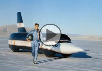 "Craig Breedlove And The ""Spirit of America"" – The Fastest Man In The World!"