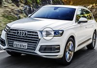 2017 Audi Q7 – most agressive-looking SUV on the road!