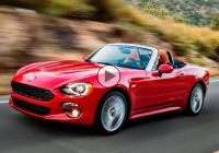 2017 Fiat 124 Spider – Less riot, more quiet!