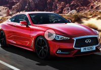 2017 Infiniti Q60 – A gorgeous coupe that's worth waiting for!