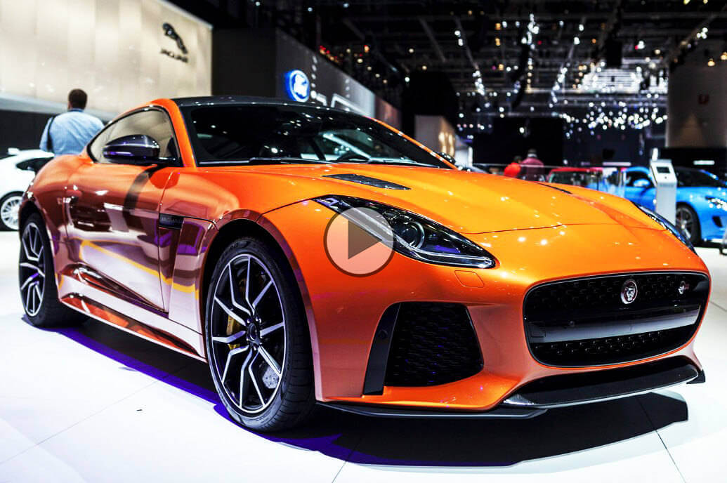 2017 jaguar f type is a fast agile and very angry kitty. Black Bedroom Furniture Sets. Home Design Ideas