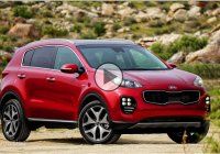 2017 Kia Sportage – The future of elegant, compact crossovers!