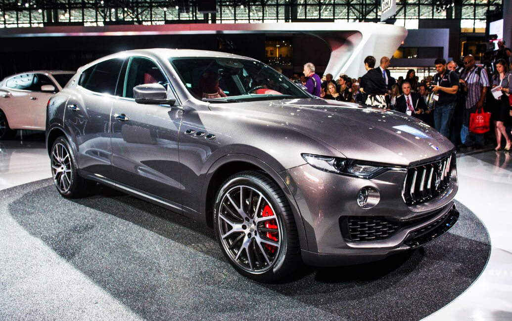 2017 maserati levante the suv that nobody saw coming. Black Bedroom Furniture Sets. Home Design Ideas