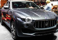2017 Maserati Levante – the SUV that nobody saw coming!