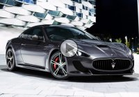 2017 Maserati Quattroporte is a luxurious sedan with a dangerous roar
