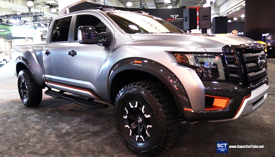 2017 Nissan TITAN Warrior