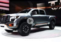 2017 Nissan TITAN Warrior – An off-roader ready for anything!