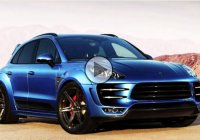 2017 Porsche Macan S taken for a wild spin!