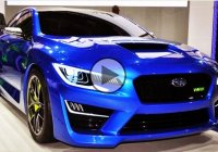 2017 Subaru WRX dritfs into the new era with advanced features!