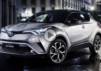 "2017 Toyota C-HR – The funky CUV with ""emotional"" signature on it!"