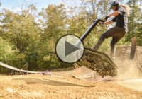 Adventurous Forest Riding With An All-Terrain DTV Shredder!