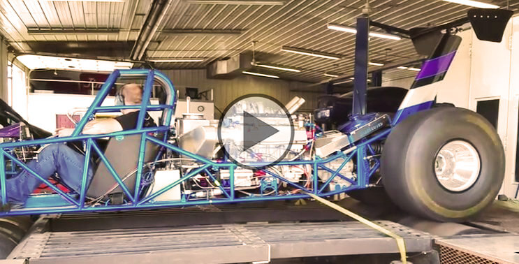 2jz dragster