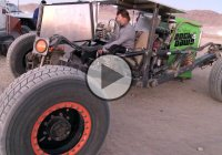 "Extreme Machine – The Green ""ROCK DAWG"" Will Blow Your Mind!"