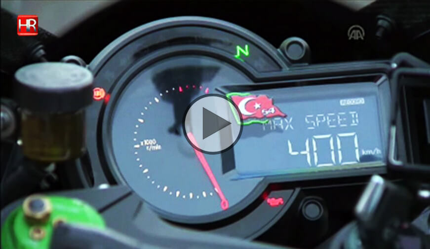 Kawasaki Ninja R Top Speed
