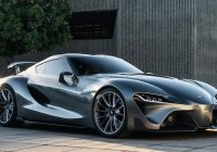 New Supra concept – the BMW/Supra joint sports car project!