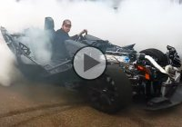 Turbo Slingshot – the first ever V8 Polaris Slingshot!