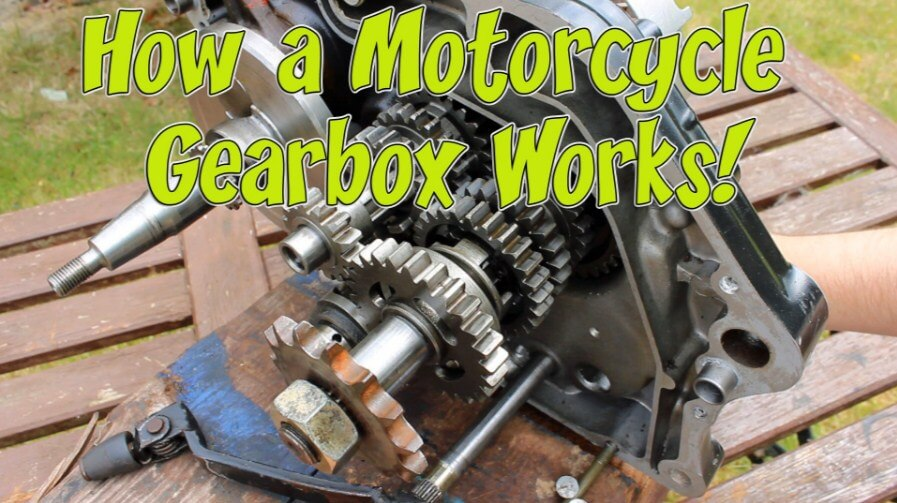 How Motorcycle Transmissions Work