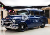 1955 Suburban – A glorious giant that has an incredible roar