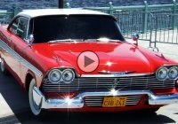 1958 Plymouth Fury Christine – The legend lives on
