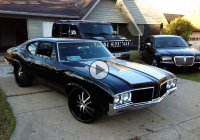 1970 Cutlass – A mean-looking monster with a dangerous roar!