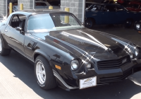 1980 Camaro Z28 transformed into a roaring monster on 4 wheels!