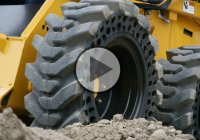 McLaren's Flat Proof Tires For Skid Steer Loaders!