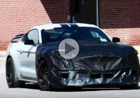 2018 Mustang GT500 spotted: The mightiest Ford Mustang is coming!