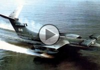 Extreme And Unusual Aircraft – Ekranoplan the Leviathan!