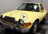 AMC Pacer – The weirdest and most appealing production car ever!