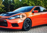 Dodge Dart SRT4 – The extra-fast compact car is real