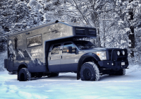 Earthroamer XV-LTS made to survive the Zombie apocalypse in luxury