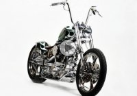 Indian Larry Motorcycles' most remarkable Sweet Marissa & Moving On