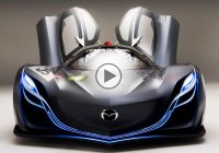 Mazda Furai – The defining concept car of the era!!!
